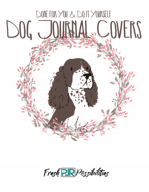 Dog Book Covers with PLR