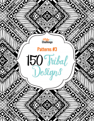 Patterns#3 - 150 Tribal Designs with PLR