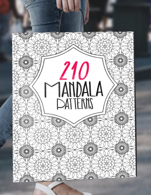 Bundle #2 - 3-in-1 Mandala Patterns ($53 Value)