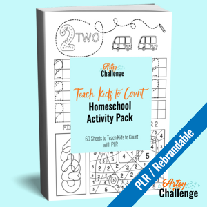 NEW - Teach Kids to Count Homeschool Pack