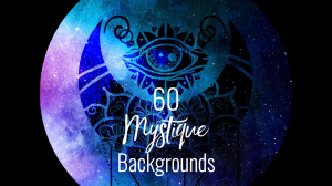 NEW! Mystique Backgrounds