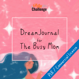 Dream Journal for the Busy Mom (Main)