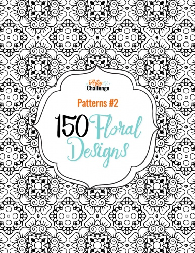 Patterns#2 - 150 Floral Designs with PLR
