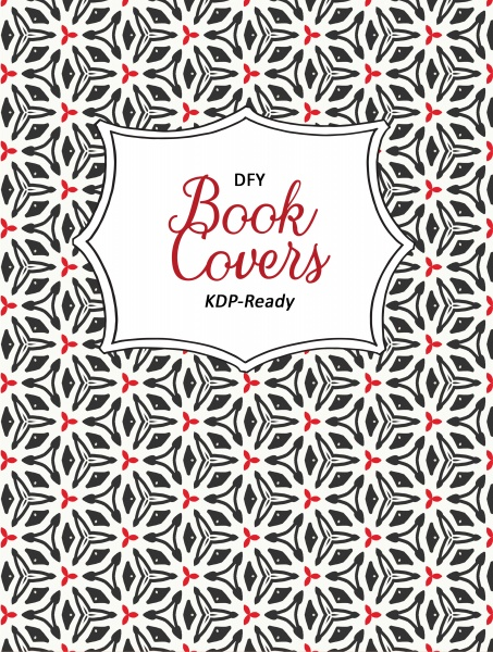 DFY KDP-Ready Book Covers with PLR
